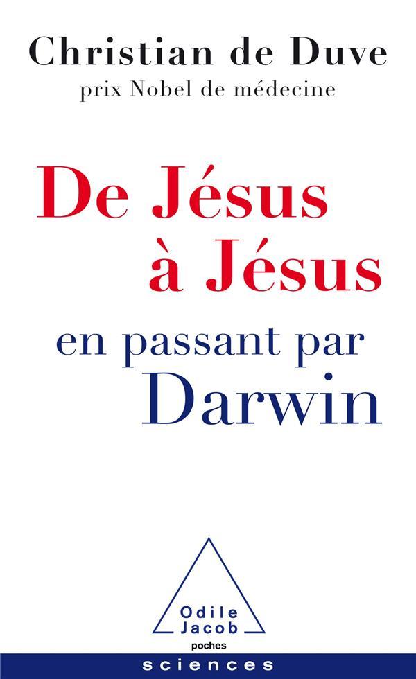 DE JESUS A JESUS... EN PASSANT PAR DARWIN