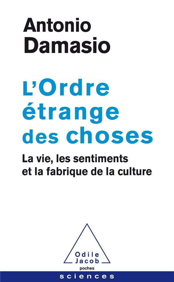 L'ORDRE ETRANGE DES CHOSES