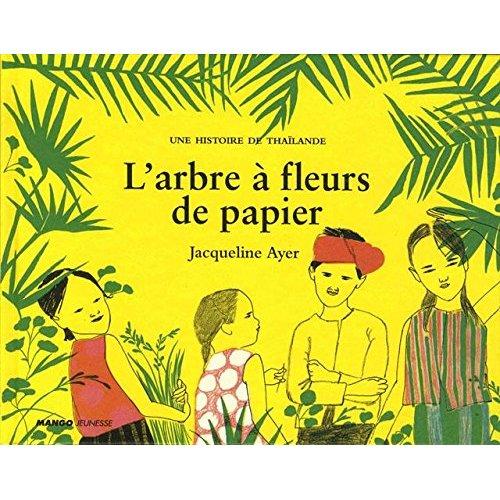 L'ARBRE A FLEURS DE PAPIER