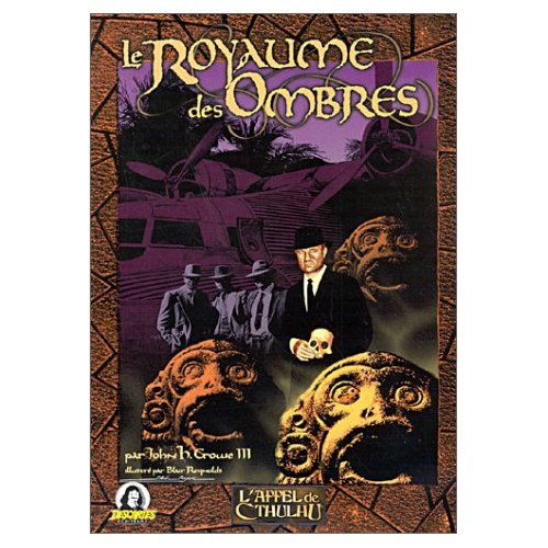 CTHULHU LE ROYAUME DES OMBRES