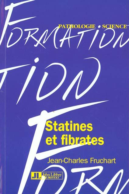 STATINES ET FIBRATES