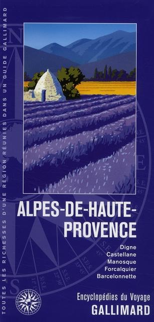 ALPES-DE-HAUTE-PROVENCE - DIGNE, CASTELLANE, MANOSQUE, FORCALQUIER, BARCELONNETTE