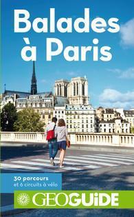 BALADES A PARIS - 30 PARCOURS CHOISIS