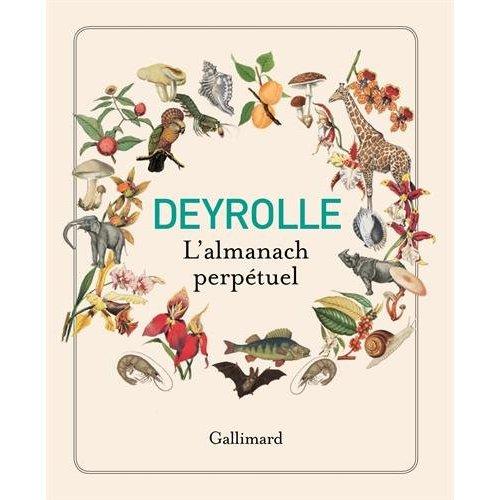 DEYROLLE - L'ALMANACH PERPETUEL