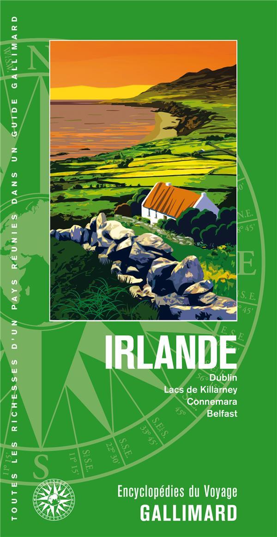 IRLANDE - DUBLIN, LACS DE KILLARNEY, CONNEMARA, BELFAST