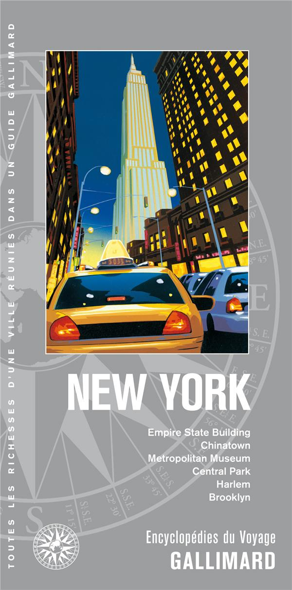 NEW YORK - EMPIRE STATE BUILDING, CHINATOWN, METROPOLITAN MUSEUM, CENTRAL PARK, HARLEM, BROOKLYN
