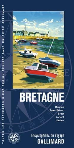 BRETAGNE - RENNES, SAINT-BRIEUC, BREST, LORIENT, NANTES