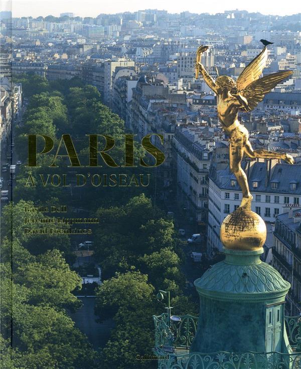 PARIS A VOL D'OISEAU