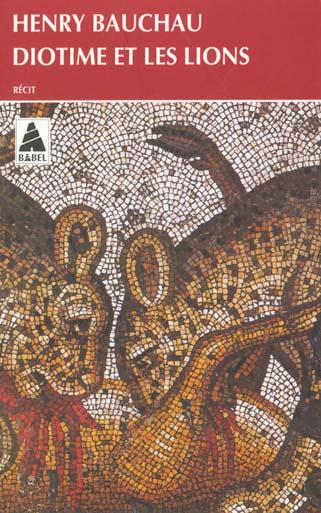 DIOTIME ET LES LIONS BABEL 279