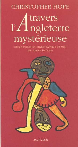 A TRAVERS L'ANGLETERRE MYSTERIEUSE ROMAN