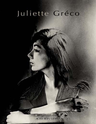JULIETTE GRECO, HOMMAGE PHOTOGRAPHIQUE