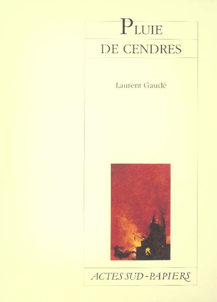 PLUIE DE CENDRES