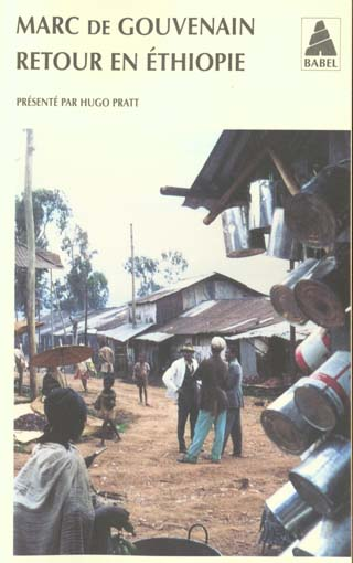 RETOUR EN ETHIOPIE BABEL 466
