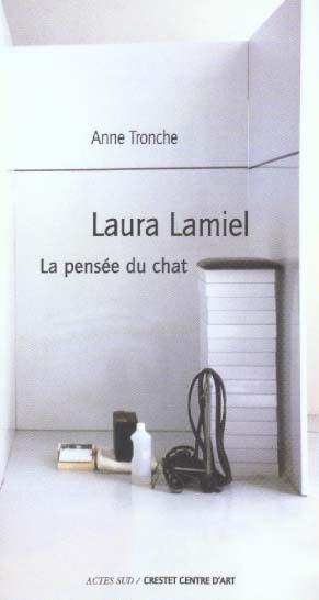 LAURA LAMIEL LA PENSEE DU CHAT