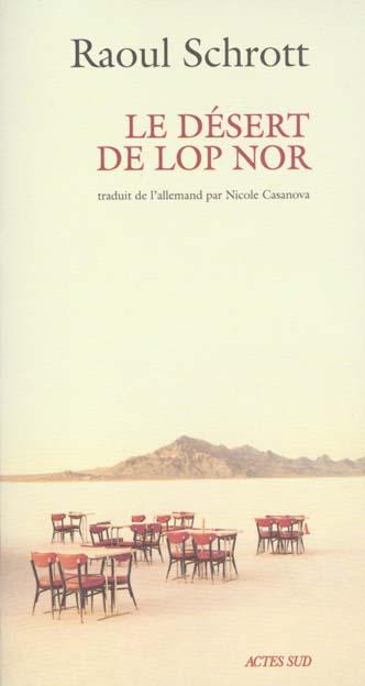 LE DESERT DE LOP NOR