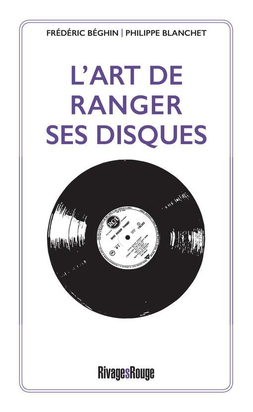 L'ART DE RANGER SES DISQUES
