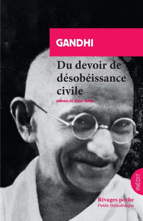 DU DEVOIR DE DESOBEISSANCE CIVILE