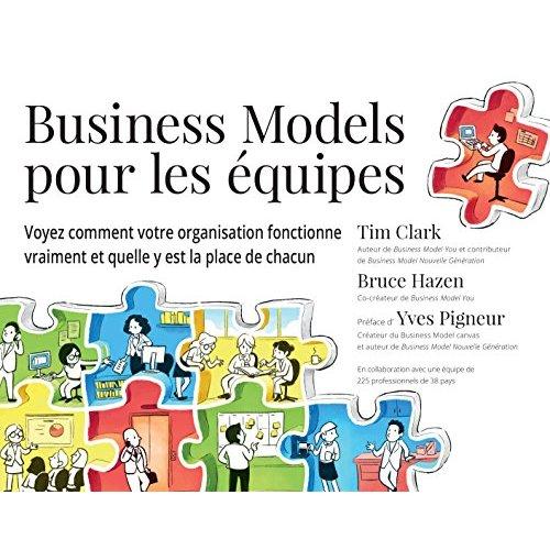 BUSINESS MODELS POUR LES EQUIPES