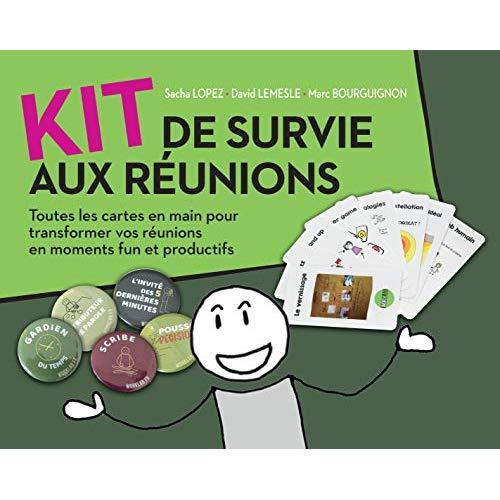 KIT DE SURVIE AUX REUNIONS
