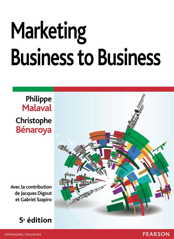 MARKETING BUSINESS TO BUSINESS 5E ED