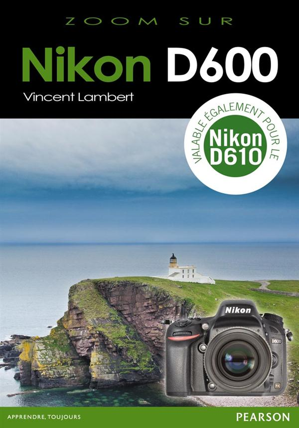 NIKON D600 ZOOM SUR