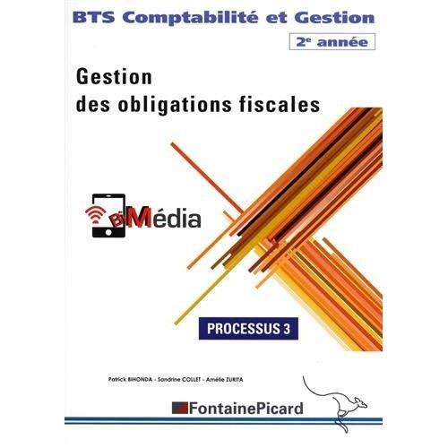 P3 BTS2 COMPTA GESTION