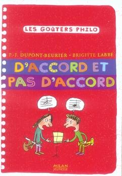 D'ACCORD PAS D'ACCORD
