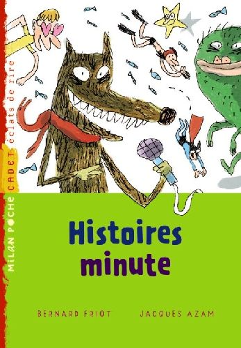 HISTOIRES MINUTE, TOME 01
