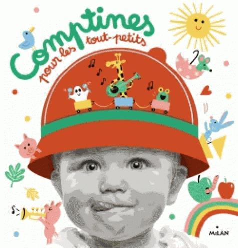 COMPTINES POUR LES TOUT-PETITS + CD