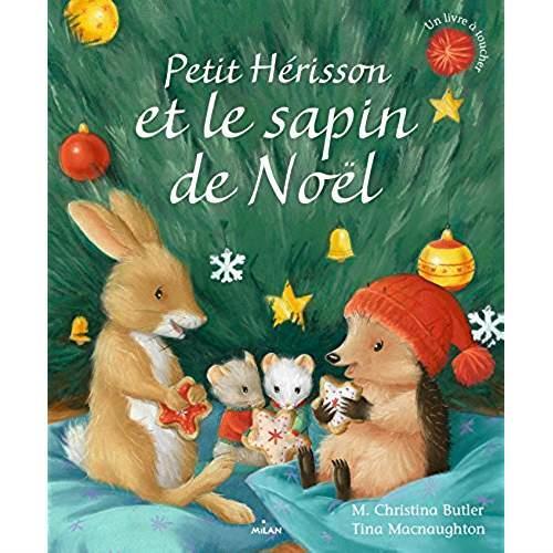 PETIT HERISSON ET LE SAPIN DE NOEL