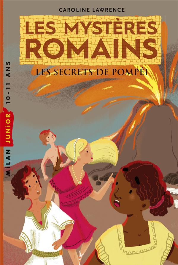 LES MYSTERES ROMAINS, TOME 02