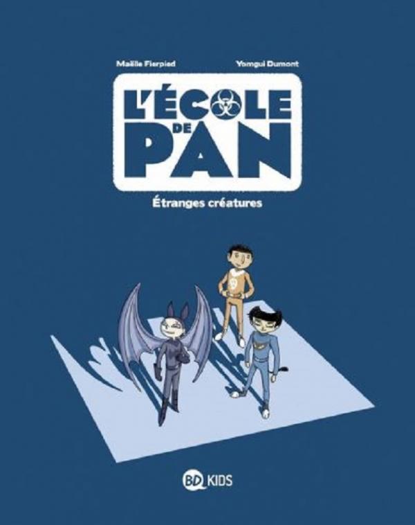 L'ECOLE DE PAN, TOME 04