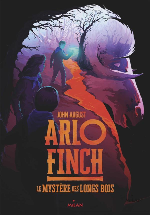ARLO FINCH, TOME 01 - LE MYSTERE DES LONGS BOIS