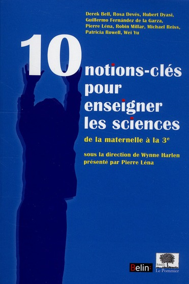 10 NOTIONS CLES POUR ENSEIGNER SCIENCES