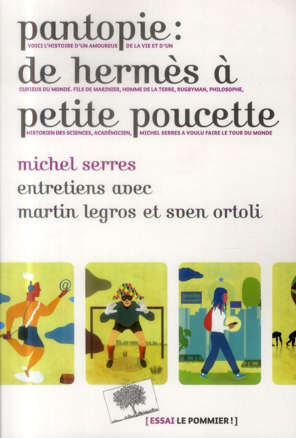 PANTOPIE DE HERMES A PETITE POUCETTE