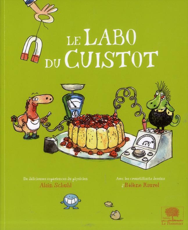 LE LABO DU CUISTOT - NOUVELLE EDITION