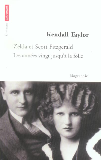 ZELDA ET SCOTT FITZERALD