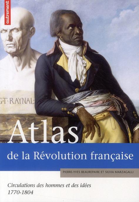 ATLAS DE LA REVOLUTION FRANCAISE