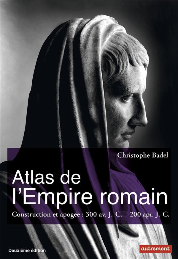 ATLAS DE L'EMPIRE ROMAIN NE