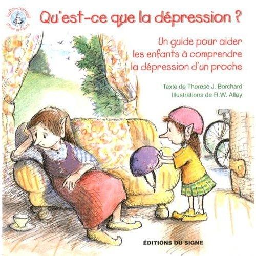 QU'EST-CE QUE LA DEPRESSION ? LUTIN CONSEIL