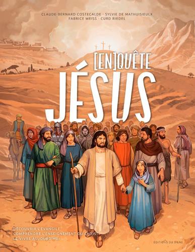 (EN)QUETE DE JESUS