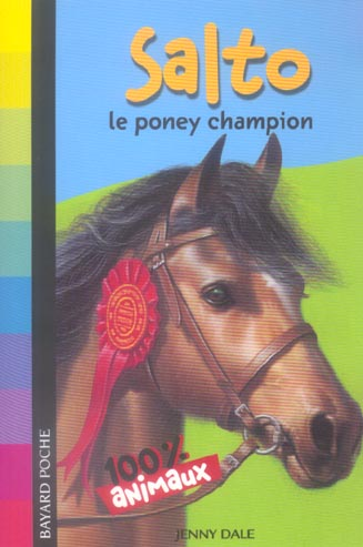 SALTO LE PONEY CHAMPION - N608
