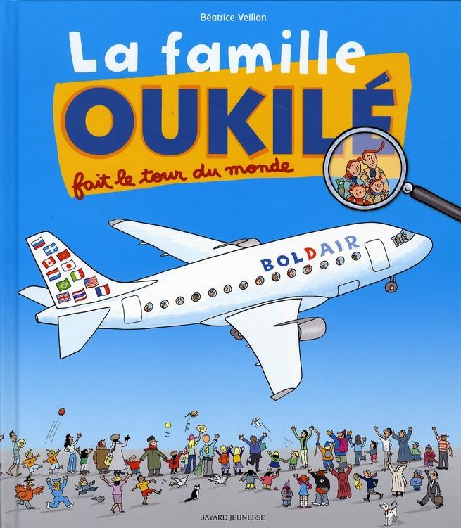 LA FAMILLE OUKILE FAIT LE TOUR DU MONDE