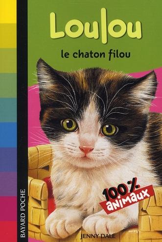 LOULOU LE CHATON FILOU