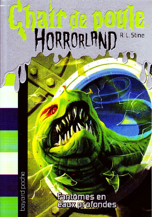 HORRORLAND, TOME 02 - FANTOMES EN EAUX PROFONDES