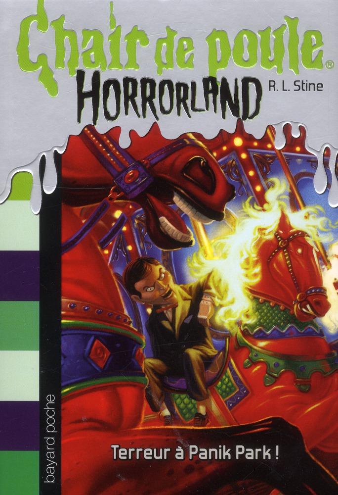 HORRORLAND, TOME 12