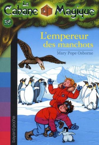 L'EMPEREUR DES MANCHOTS