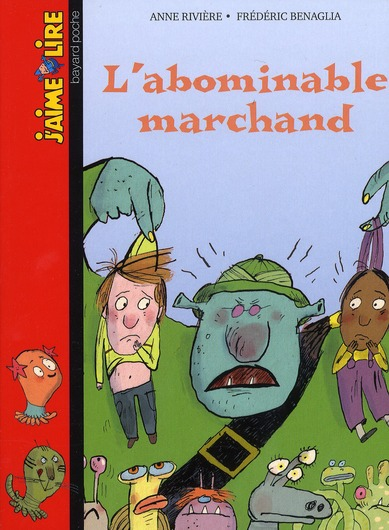 L'ABOMINABLE MARCHAND