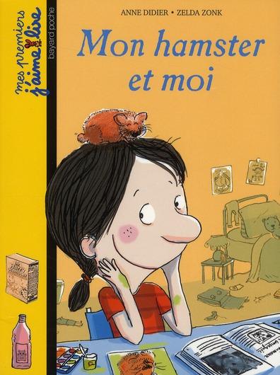 MON HAMSTER ET MOI