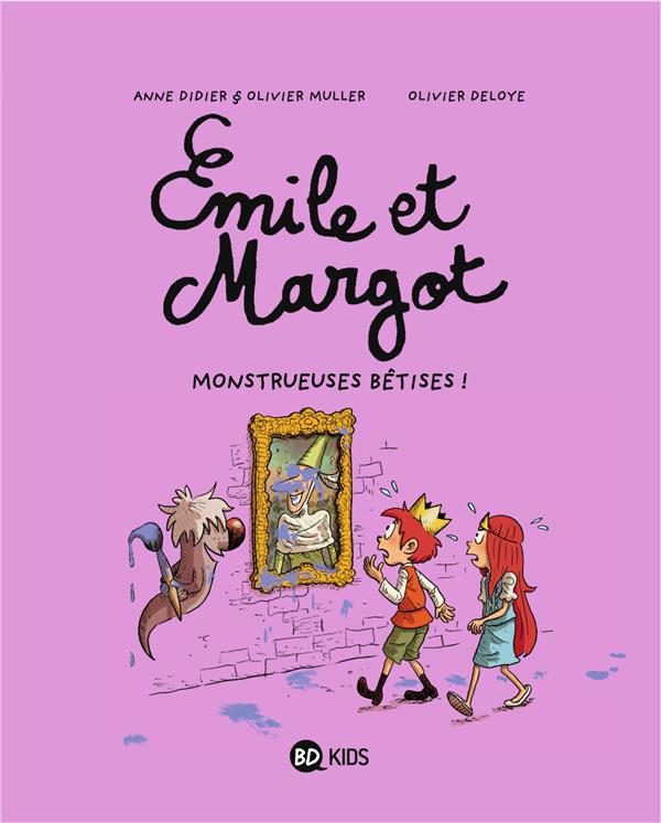 EMILE ET MARGOT, TOME 02